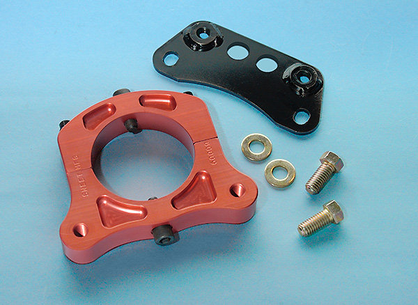 ALUM BOLT-ON DIRT BRAKE BRACKET KIT