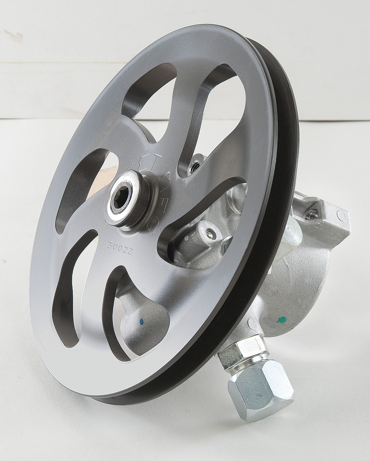"7-1/2"" ALUMINUM SWEET PULLEY"